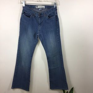 GAP Womens Jean Size 2R Low Rise Flare  [175]